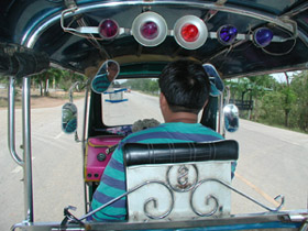 tuktuk view